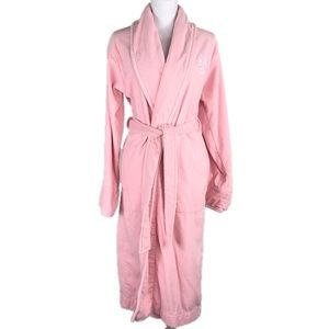 Victoria's Secret Terry Cloth Long Bath Robe